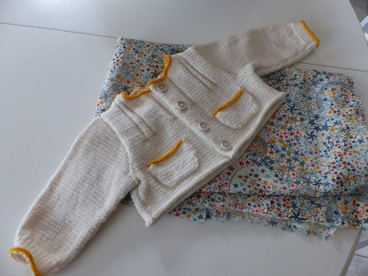 Derniers tricots &quot&#x3B;petit modèle&quot&#x3B;.