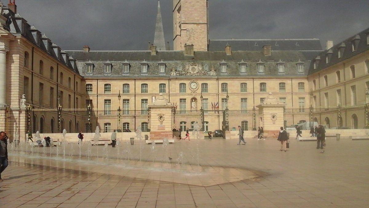De Dijon à Auxerre, sur la route du retour en Anjou
