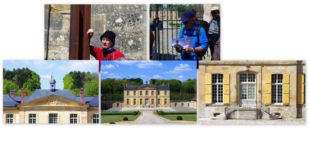Le château de Villette