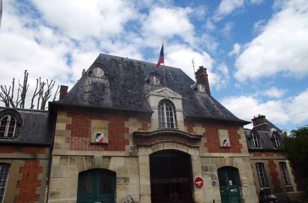 Hotel Proche Hopital Saint Louis Paris