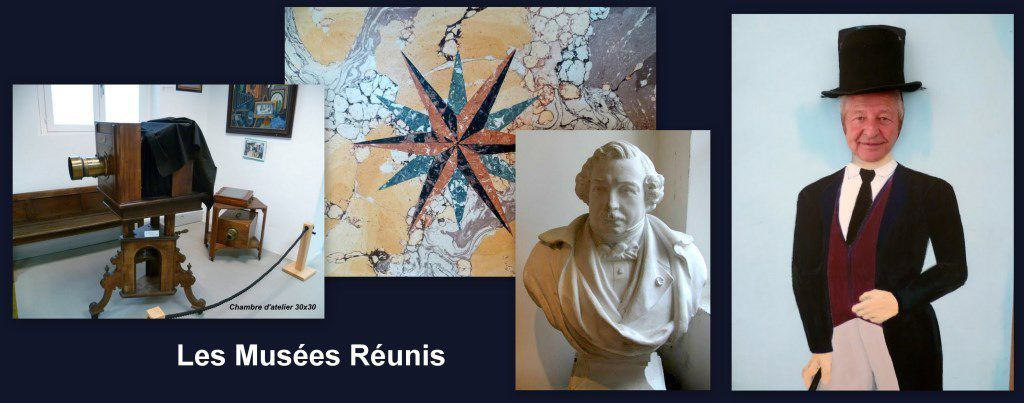 Cormeilles-en-Parisis, ses bois et ses Musées Réunis, en octobre 2017