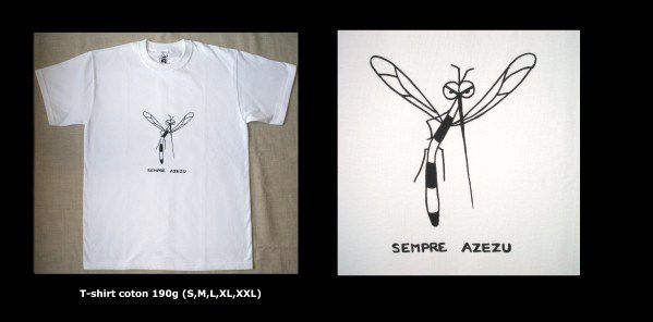 T-shirt corse C'era una volta