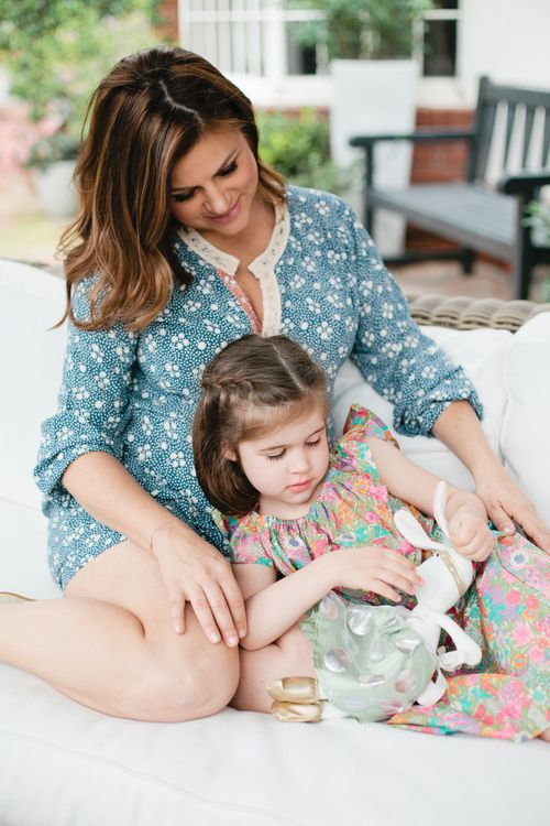 Le Carrousel chez Tiffani Thiessen