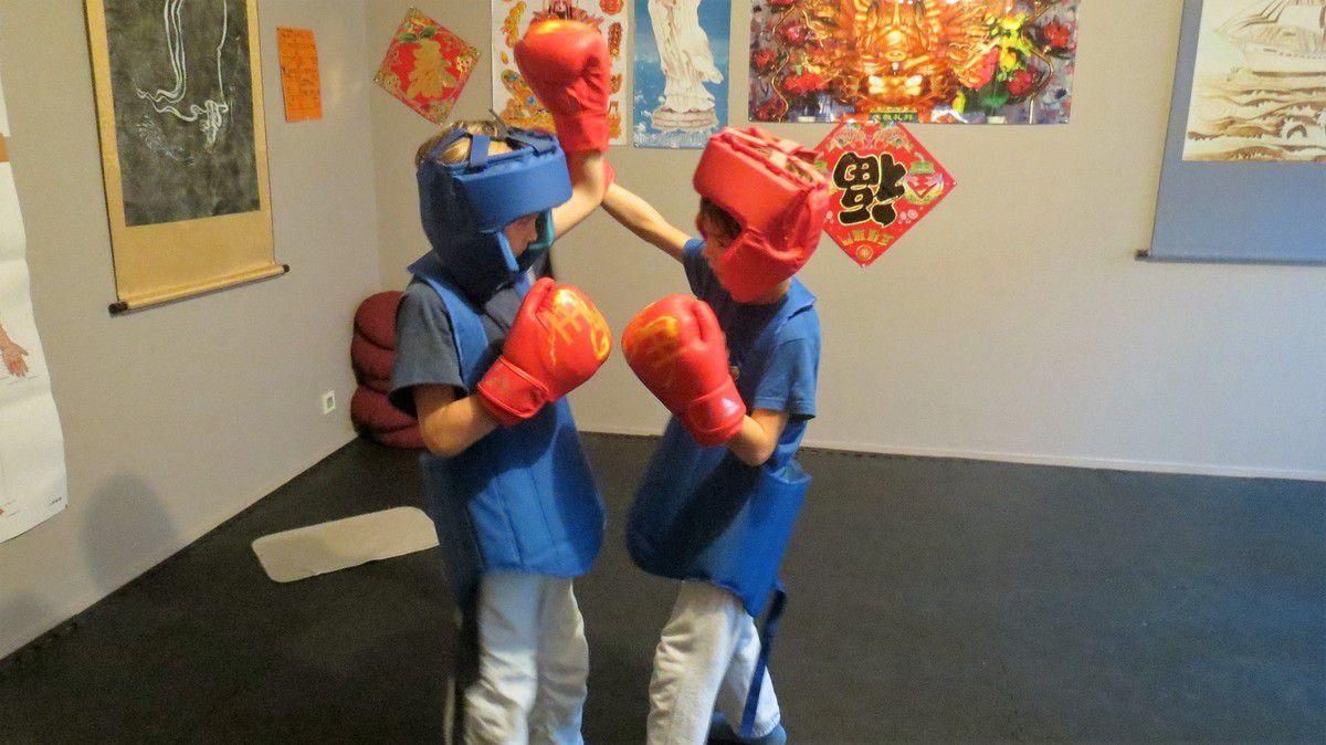 Kung-fu pour les enfants