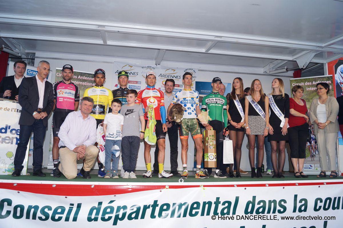 Un espoir équatorien remporte la 43ème édition