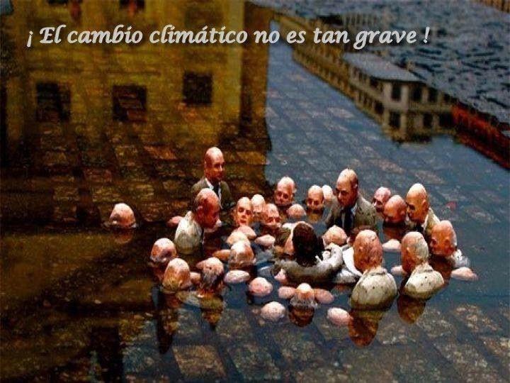 El negacionismo climático de la clase política y el caso valenciano