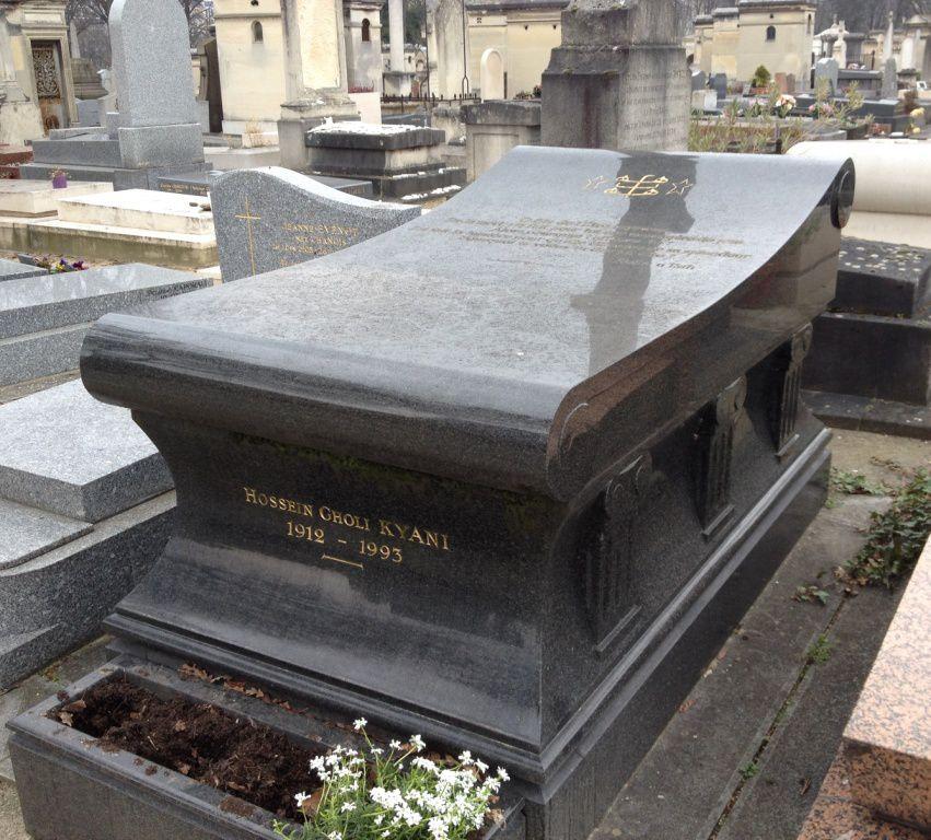 33 Cimetière Montparnasse acte 1