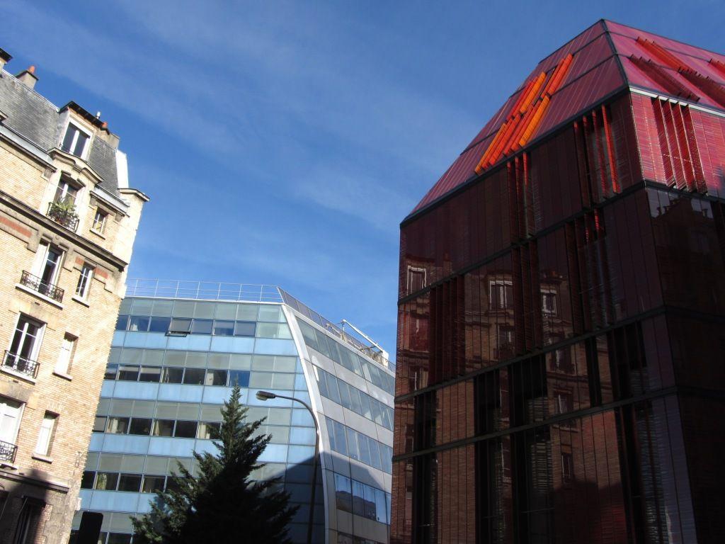 Rue Armand Moisant - 15eme