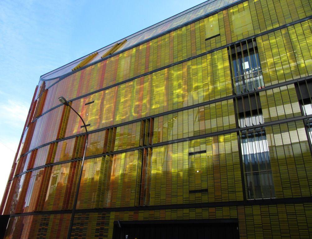 Ecole NOVANCIA -15eme-Architecture insolite et contemporaine