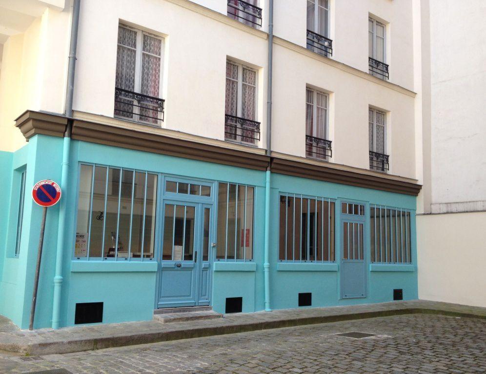 Cour Alsace Lorraine - 12eme