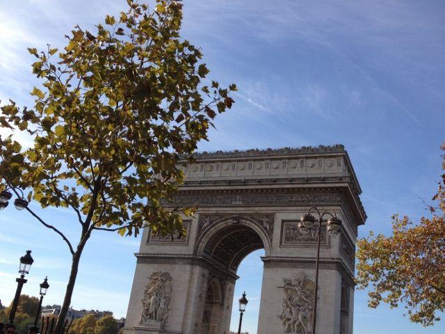 Arc de triomphe - 8eme