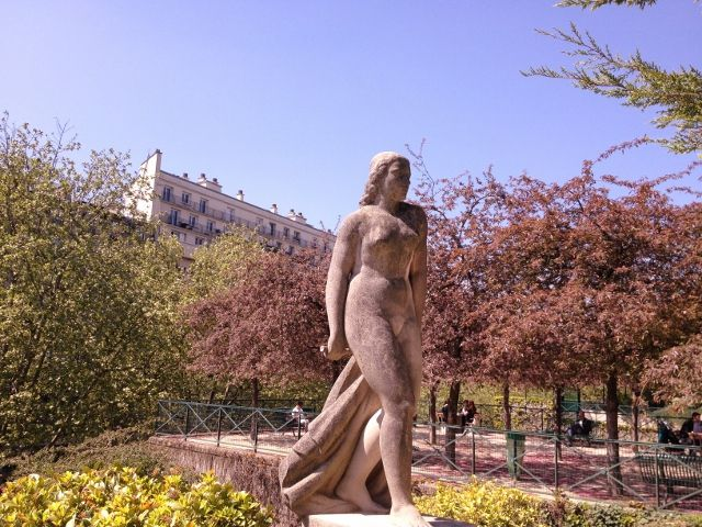 Jardin de Reuilly Paul Pernin - 12eme