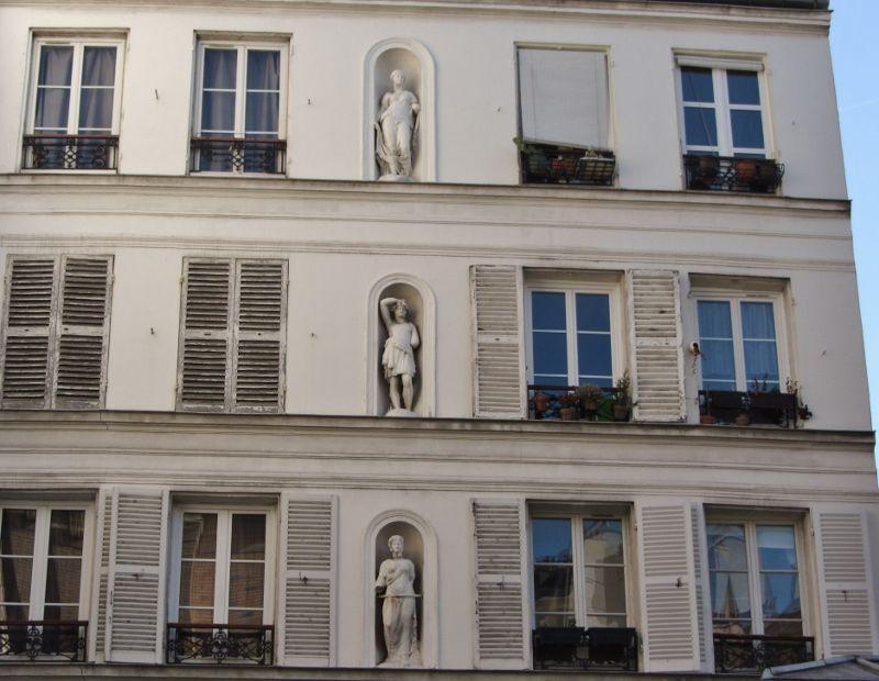 Rue Lepic - 18eme