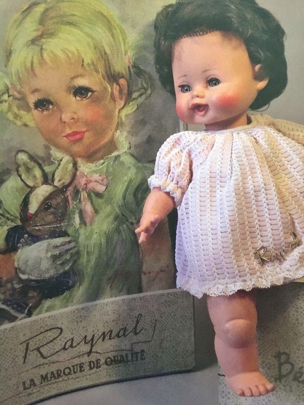 Musée de la poupée - Poupées Raynal - 3eme
