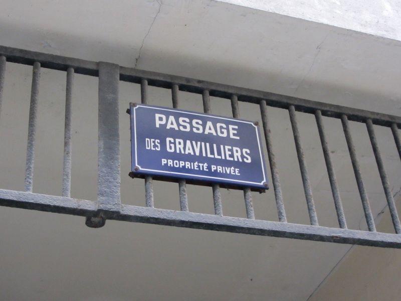 Rue Chapon - 3eme