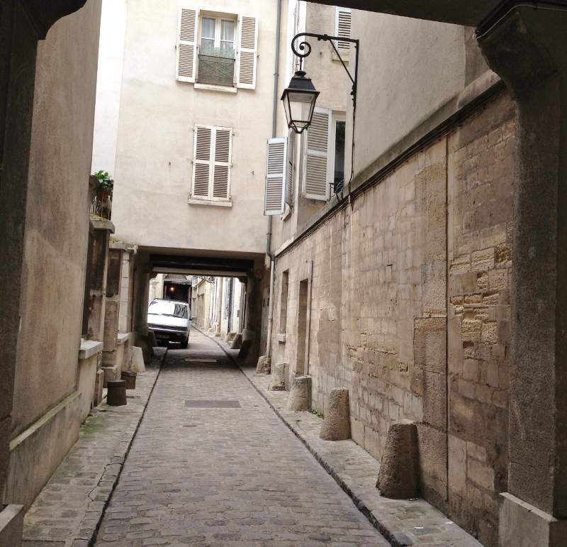 Passage Saint Paul - rue Saint Paul - 4eme
