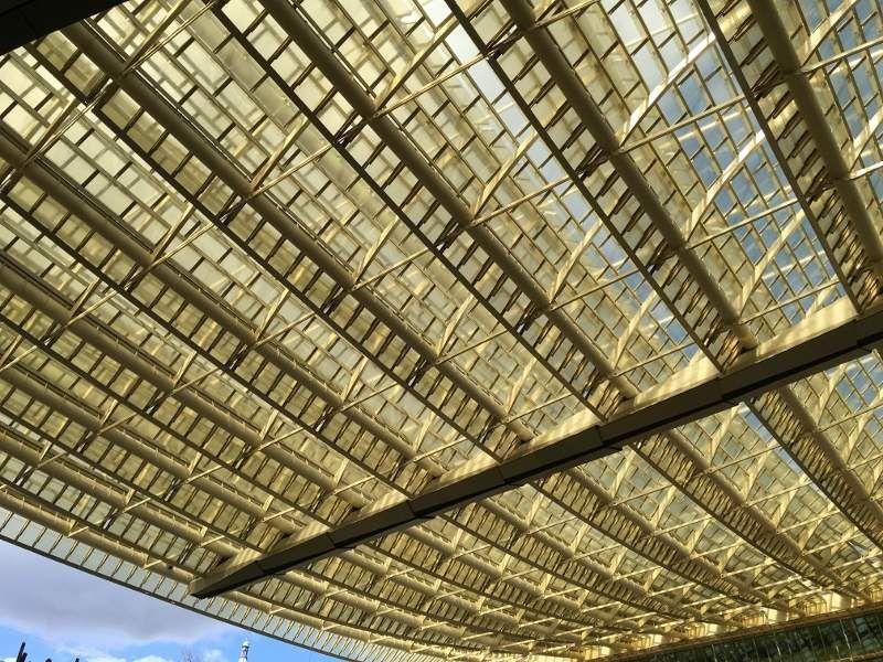 La canopée - Forum des Halles - 1er