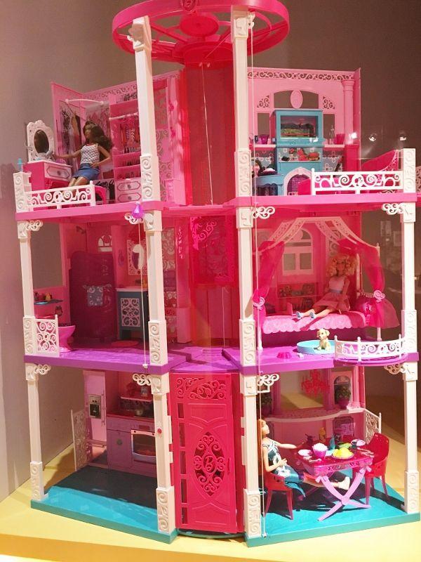 Barbie et le ROSE musée arts décoratifs 1er