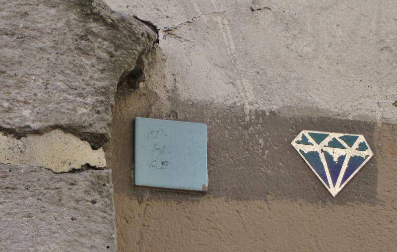 Sur les murs de RIS PAS