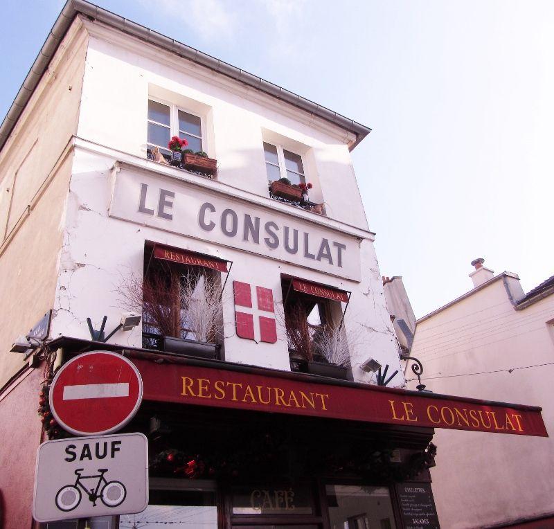 Rue des saules 18eme