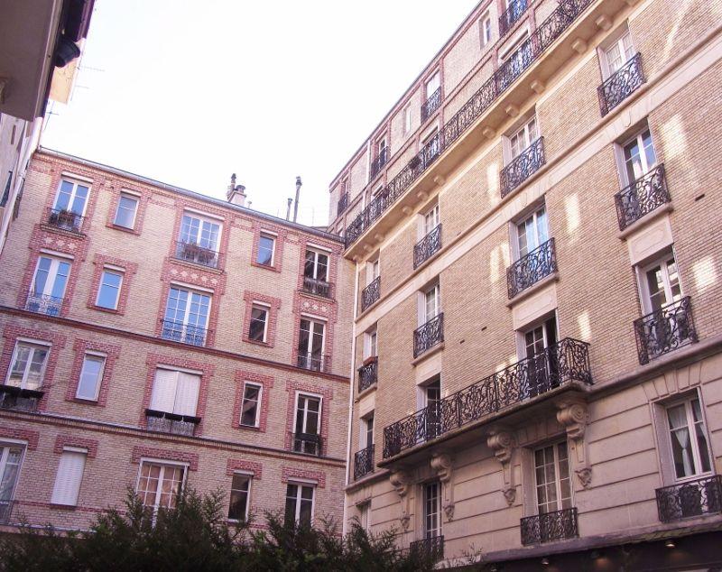 Rue Caulaincourt - Coté Sacré Coeur - 18eme