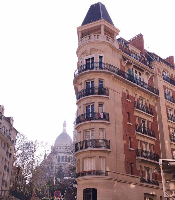 Rue Lamarck - 18eme