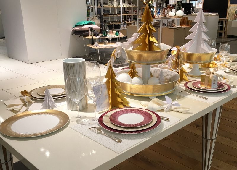 Galeries Lafayette Maison : Art de la table 9eme