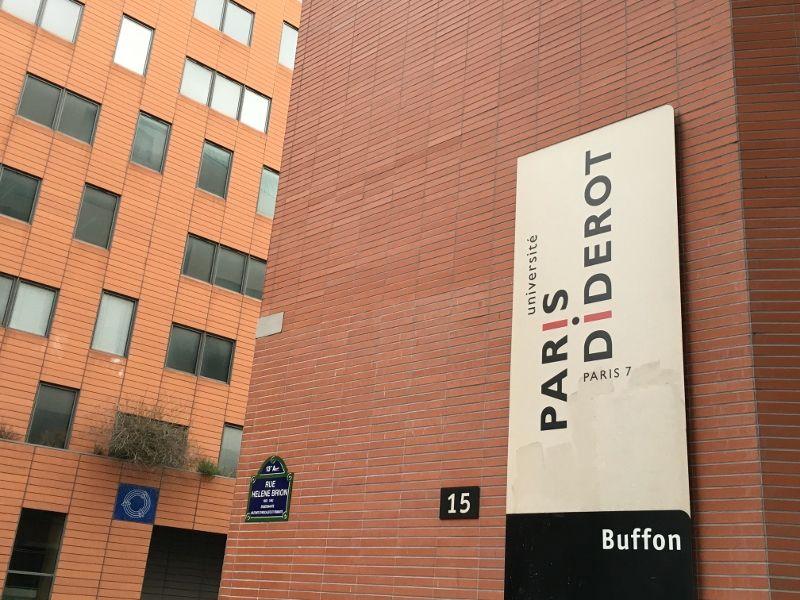 Rue Hélène Brion 13eme