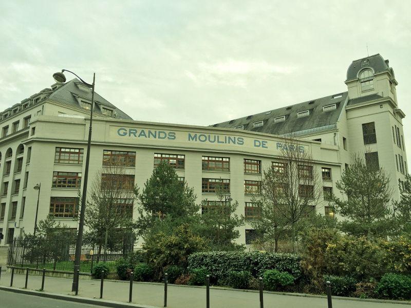 Université PARIS 7 DIDEROT 13eme