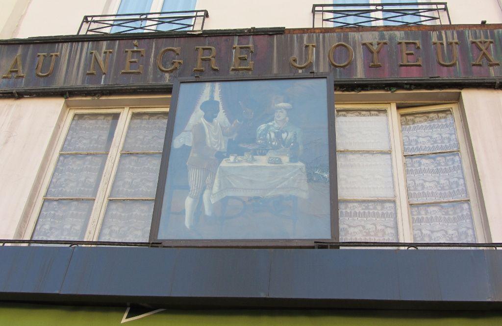 Rue Mouffetard 5eme