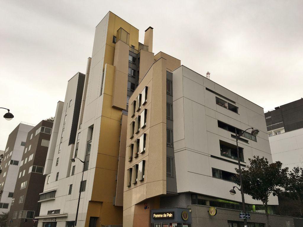 Rue Thomas Mann - rue Lagroua - 13eme