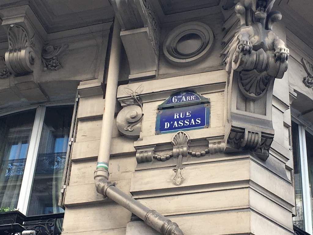 Rue d'Assas - 6eme