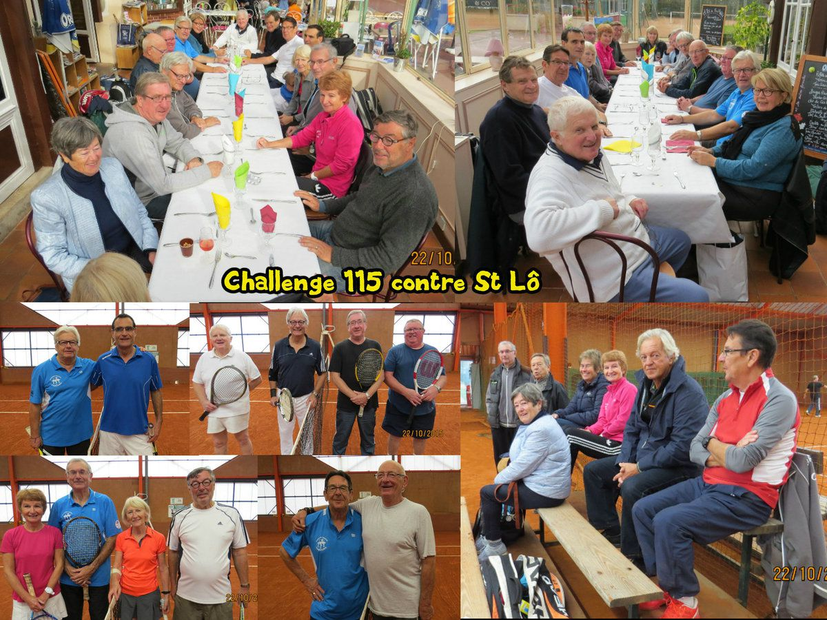 Challenge 115 Cabourg-St Lô