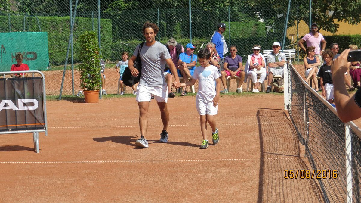 RESULTATS OPEN TENNIS DE CABOURG 2016