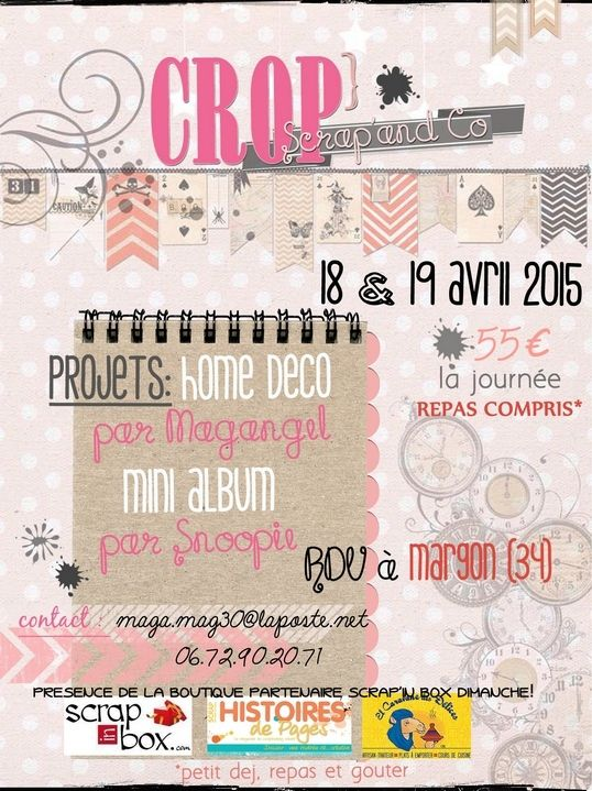 Crop 19.04.15 - Scrap and Co - aperçu du mini-album
