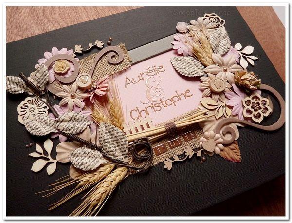 livre d 39 or aur lie christophe champ tre nature rose ivoire chocolat marron snoopie 39 s. Black Bedroom Furniture Sets. Home Design Ideas