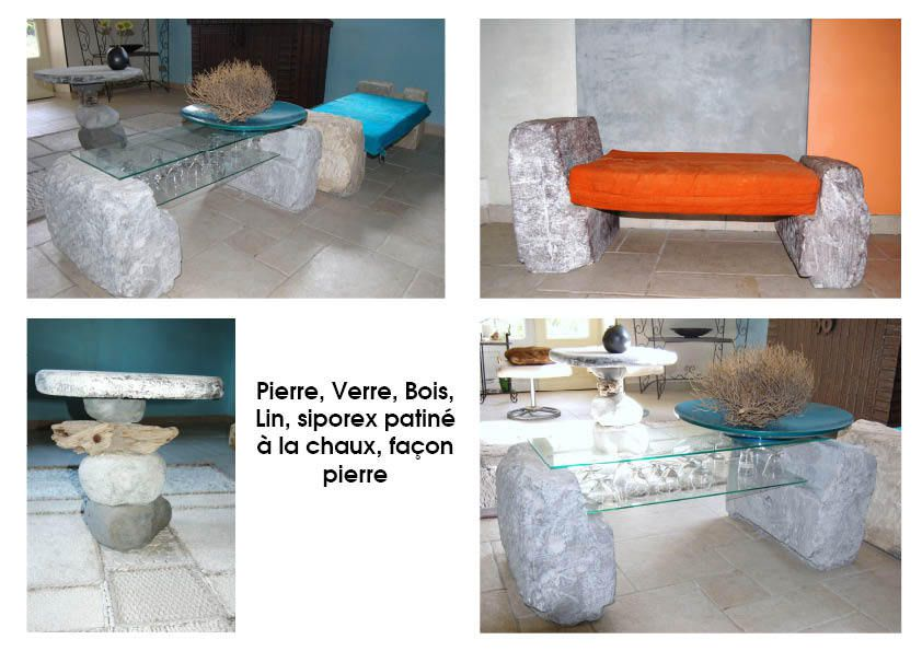 tables siporex