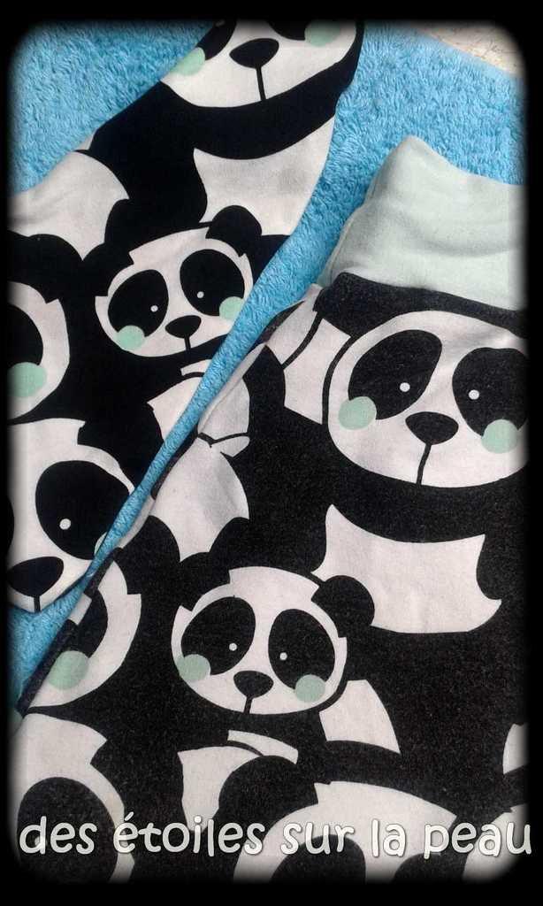 Pandasarouel - Crashtest du Petit bout