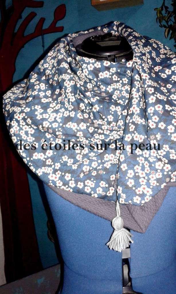 Couture en cascade - mes dernières créations