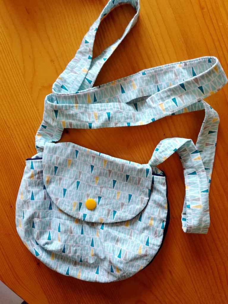 Petit sac passe partout - Pour petite et grande !