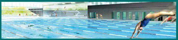 Vue dans Oxygène, une jolie piscine à 10 lignes d'eau : mirage ou réalité, un jour...