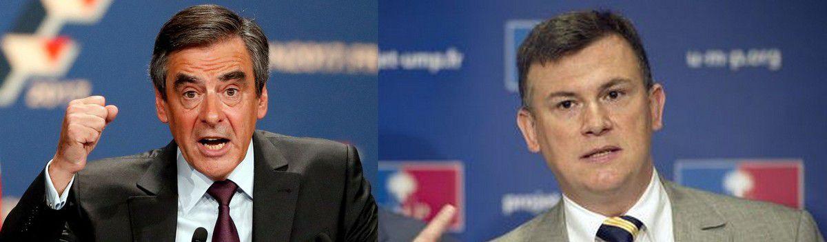 Parrainages : Bruno Beschizza monte dans la galère de François Fillon