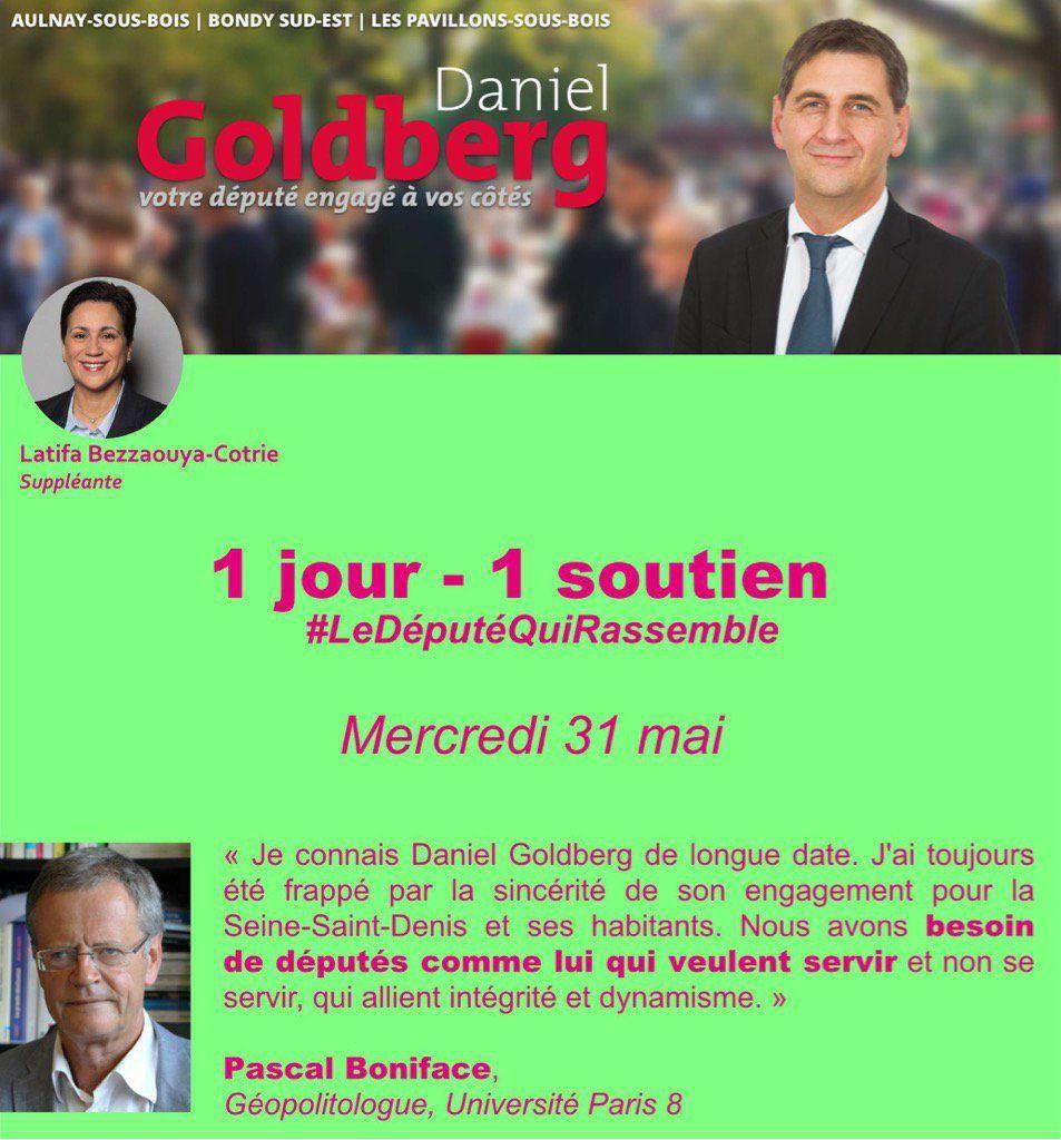 Vous aussi dès le 11 juin, votez pour Daniel Goldberg (4)