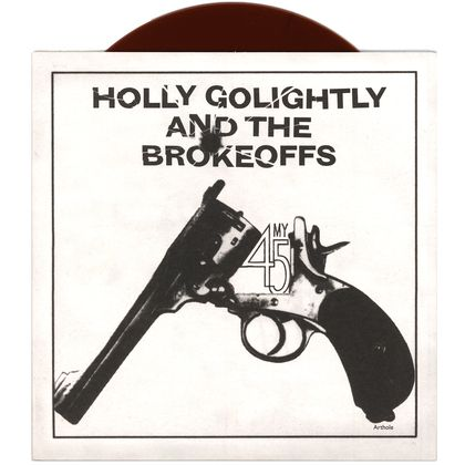 One track a day: MY 45  By Holly Golightly &amp&#x3B; The Brokeoffs