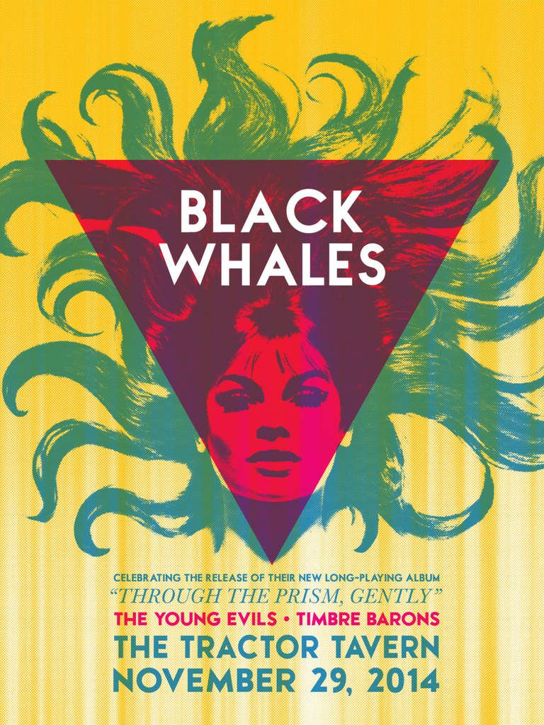 One track a day: &quot&#x3B;Vietnam&quot&#x3B; by The Black Whales