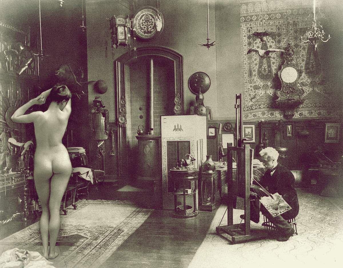 Focus sur un artiste: Jean-Léon Gérome (4 &amp&#x3B; fin)