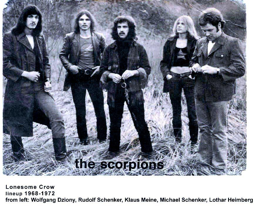 One track a day: &quot&#x3B;I'm going Mad&quot&#x3B; by The Scorpions