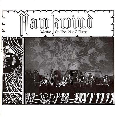 One track a day: &quot&#x3B;Warrior on the edge of time&quot&#x3B; by Hawkwind