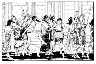 Mythologie: les Saturnales