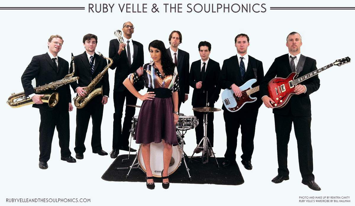 One track a day: FEET ON THE GROUND by The Soulphonics